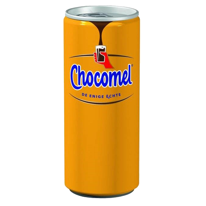 Barbetjoe chocomel
